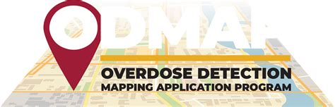 overdose detection mapping application program