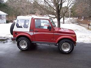 1988 Suzuki Samurai - Information And Photos