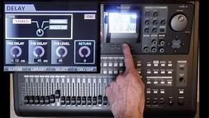 Tascam Dp24  32sd Tutorial 1  Introduction