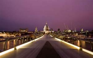 Millennium Bridge London Wallpapers