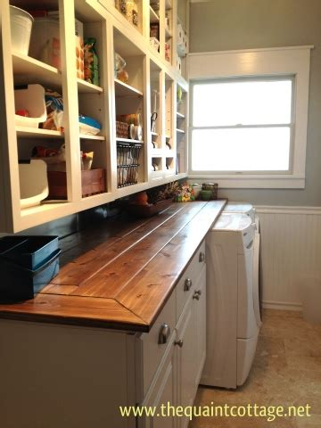 hometalk remodeled laundry roompantry area