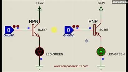 Bc557 Transistor Circuit Pnp Datasheet Working Pinout