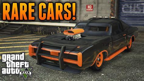 Gta 5 Rare Cars Free Customised Vapid Dominator And