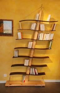 étagère Bibliothèque Bois : album bibliotheques contemporaines en fr ne et ch ne et ~ Teatrodelosmanantiales.com Idées de Décoration