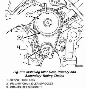 Where Can I Find A Timing Diagram For A 2003 Dodge Durango