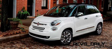 How Much Is A Fiat Car by Phew Real Photos Show A Much Cuter 2014 Fiat