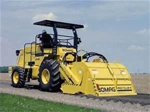 Bomag Mph 122 Soil Stabilizer Asphalt Recycler Hydraulic Schematics And Circuit Diagrams Manual