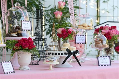french tea party thoughtfully simple