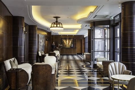 Inside The Beaumont, London's Newest Hotel Pursuitist
