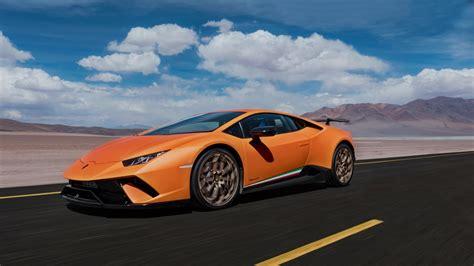 Lamborghini Huracán Performante  Technical Specifications