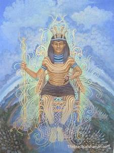Shu Ancient Wind God  U2022 Renee Baribeau