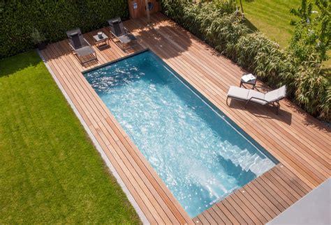 Der Weg Zu Ihrem Pool Rivierapool