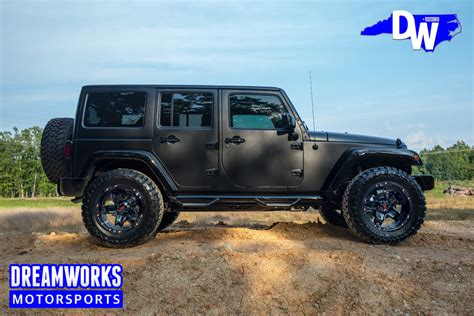 white jeep with teal accents flat black jeeps for sale autos post