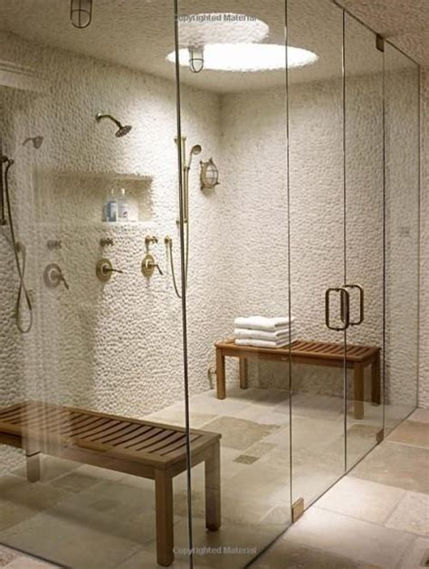 amazing walk  shower ideas   inspire