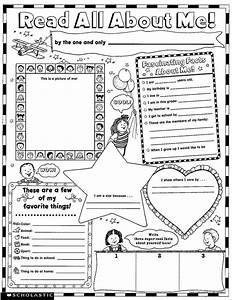25 best ideas about all about me on pinterest all about for About me template for students
