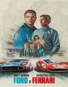 Кристиан бэйл, мэтт дэймон, катрина балф и др. Ford vs Ferrari ( 2020 ) Dublado Google Drive | MUNDO DOS FILMES