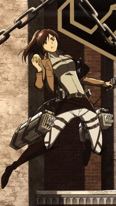 shingeki  kyojinsasha blouse magic thl  wallpaper
