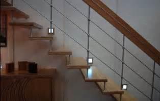 Spot Escalier Hauteur by Escalier 233 Clairage Et Luminosit 233 Ooreka