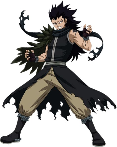 fairy tail anime gajeel gajeel redfox fairy tail fairy tail pinterest