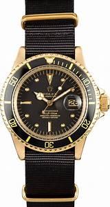 Rolex Submariner Gold Vintage 1680