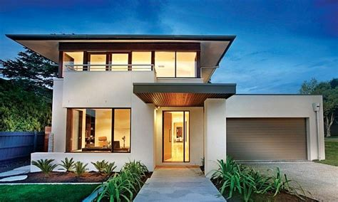 Modern : Modern Mediterranean House Plans Modern Contemporary House