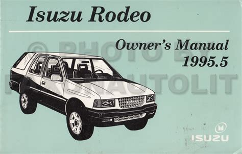 free online car repair manuals download 2000 isuzu trooper transmission control free repair manual for a 1995 isuzu rodeo 1995 isuzu rodeo service repair manual 95 download