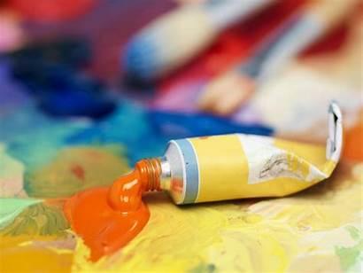 Paint Cadmium Pigment Seeing Faces Independent