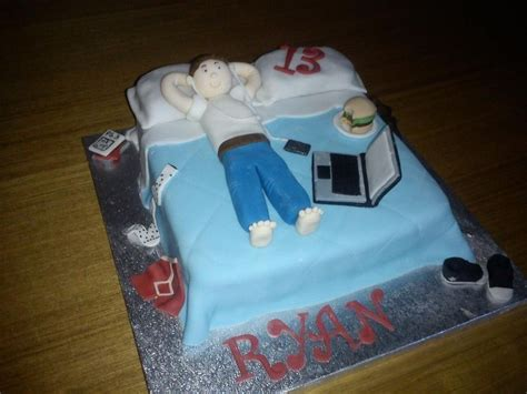 teen boy birthday cake images teenage boys bedroom