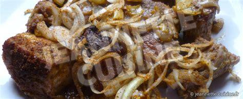 la cuisine africaine soukouya de porc au four plat africain jeannette cuisine