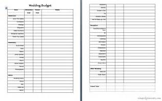 Guest List Excel Template Wedding Contact List Simplify The Chaos