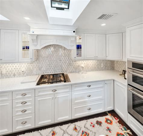 kitchen oven cabinets white kitchen with grove new jersey by 2389