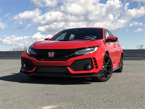 2019 Honda Civic Type R Test Drive
