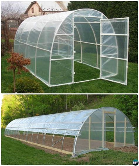 A wide variety of diy. 18 DIY Green House Projects Picture Instructions