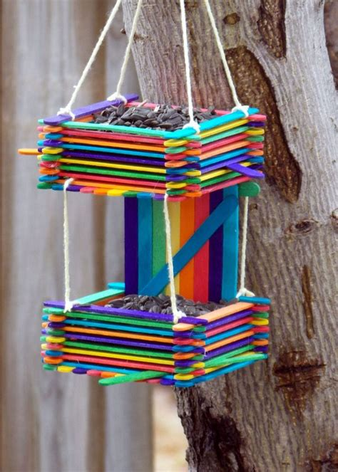 Popsicle Stick Crafts Which So Fun To Make