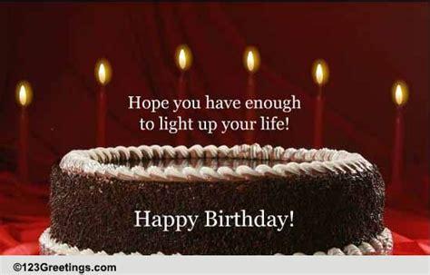 birthday   light   day  happy birthday ecards