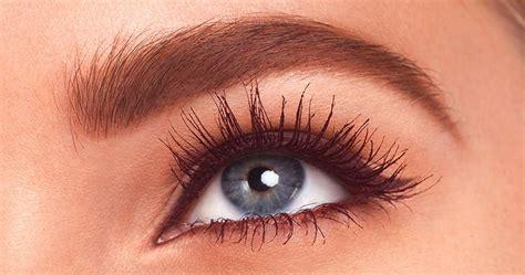 eye makeup       burgundy