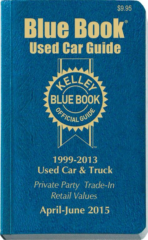 Nada Blue Book Kelley Blue Book And Nada Guide For Used