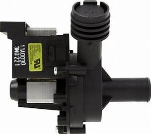 Edgewater Parts Ps8689825 Drain Pump For Frigidaire