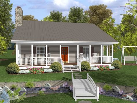 house with porch small house plans with large porches