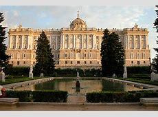 Royal Palace of Madrid, Spain X X X gdfalksencom