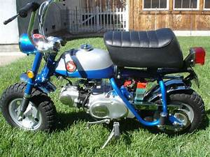 Purchase 1969 Honda Z50 Mini Trail Motorcycle In San Jose  California  Us  For Us  3 000 00