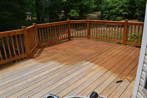 beforeafter deck reveal sprucing   outdoors