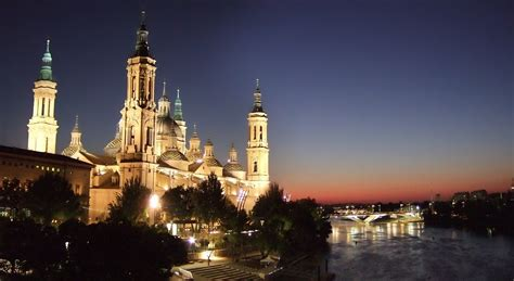 Zaragoza boasts a long and fascinating history. A woman's soul searching : Ultimate Happiness!: Spain 4 ...