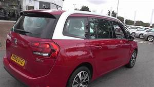 Citroën C4 Picasso Feel Versions : citroen grand c4 picasso 1 6 bluehdi feel 5dr u12666 youtube ~ Medecine-chirurgie-esthetiques.com Avis de Voitures