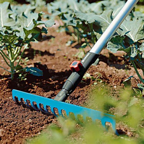 Gardena Rechen by Gardena Combisystem Rechen Arbeitsbreite 36 Cm Stahl