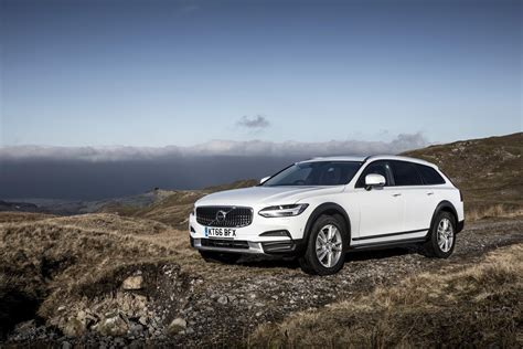 Car Review Volvo V90 Cross Country  The Independent