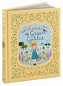 Anne Of Green Gables By Lucy Maud Montgomery  Paperback