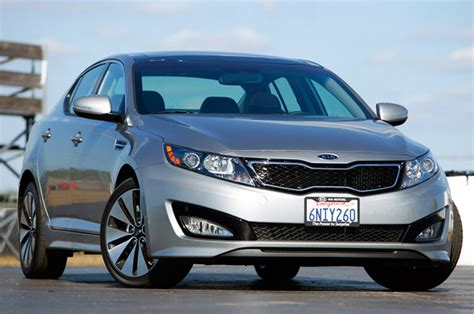 Kia Optima Suv by Consumer Reports Weighs In On The Kia Optima And Suvs