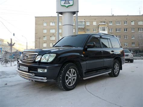 2008 Lexus Lx470 Photos 47 Gasoline Automatic For Sale
