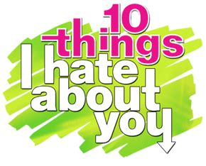 10 Things I Hate About You (tv Series) Wikipedia